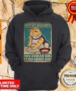 Official Funny Cat Kitty Biscuits Hoodie