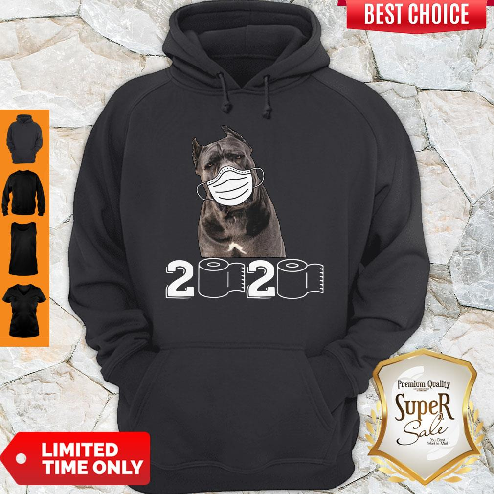 Good Cane Corso Mask 2020 Toilet Paper Hoodie