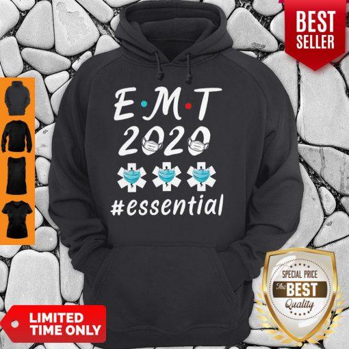 EMT 2020 Essential Quarantine Coronavirus Hoodie