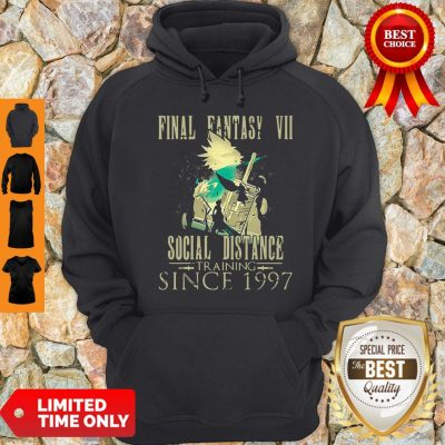 Top Final Lovers Fantasy Video Game VII Social Distance Training Since 1997 Quarantine Hoodie