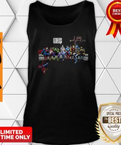 Nurse Told Superhero And That's How I Saved The World Tank Top