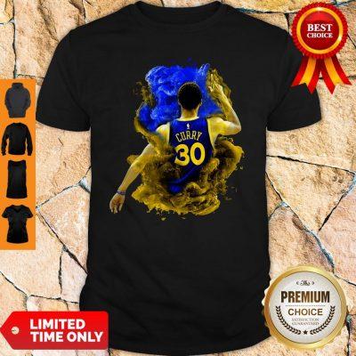 Premium Basketball Player Stephen Curry Shirt