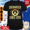 Pretty Overwatch Since 2015 Shirt