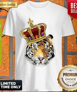 Premium King Tiger Kinder Shirt