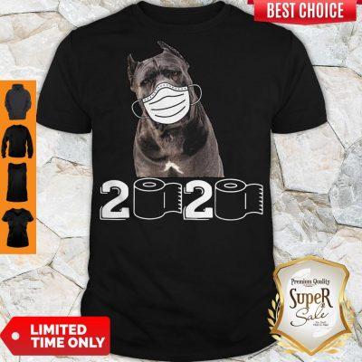 Good Cane Corso Mask 2020 Toilet Paper Shirt
