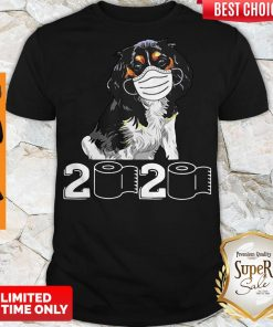 Pretty Cavalier King Mask 2020 Toilet Paper Shirt