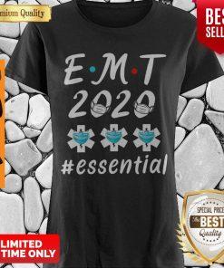 EMT 2020 Essential Quarantine Coronavirus Shirt