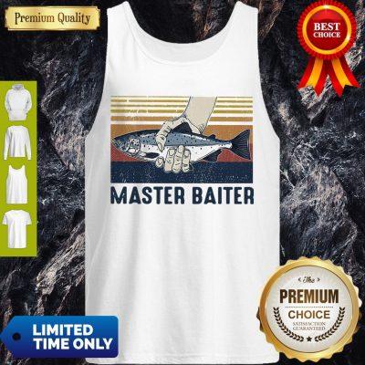 Pretty Vintage Master Baiter Fish Tank Top