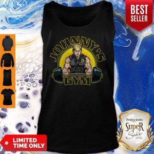 Official Adorable Pretty Man Johnnys Gym Tank-Top