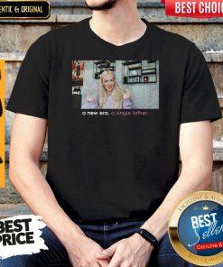 Cute A New Era A Single Father Shirt