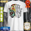 Hippie Girl She's An Old Soul With A Wild Spirit That Can't Be Tamed Let Her Be Free Shirt