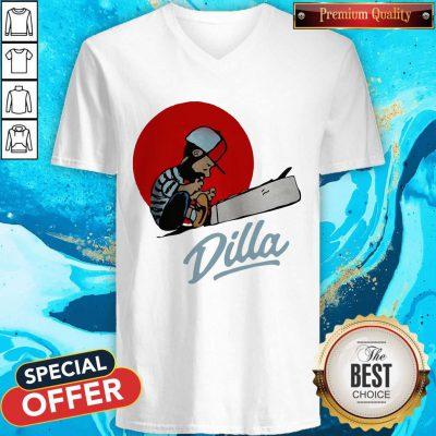 So Beautiful J Dilla Classic V-neck