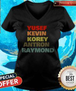 Good Quality Yusef Kevin Antron Korey Raymond V-neck
