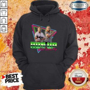 Good ST Louis Couple Guns Run Up Get Done Up Hoodie