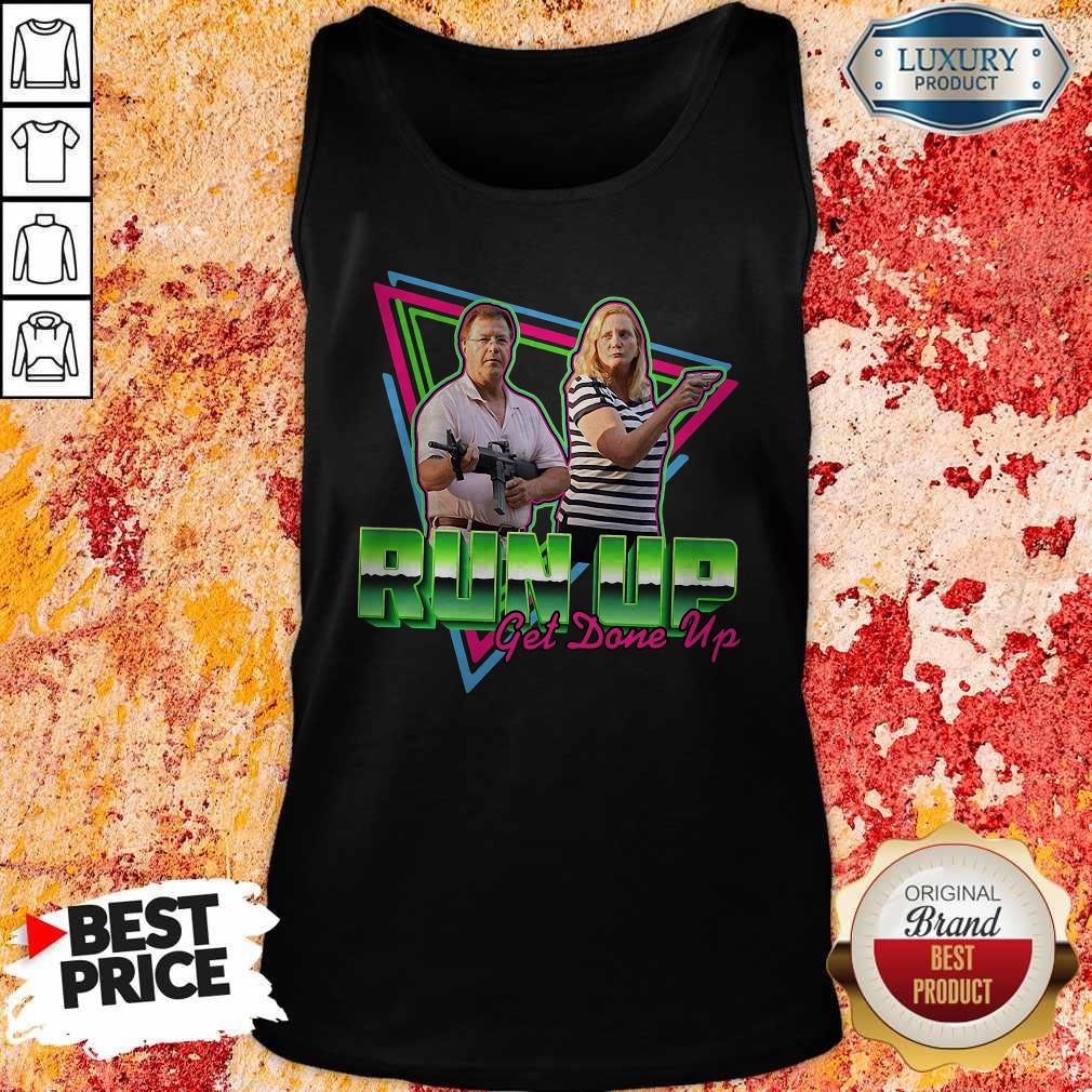 Good ST Louis Couple Guns Run Up Get Done Up Tank Top
