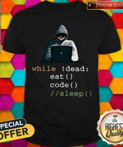 Happy Computer Science Python Programmer Shirt