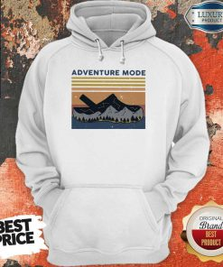 Hot Croc Adventure Mode Vintage Hoodie