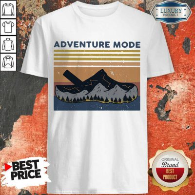 Hot Croc Adventure Mode Vintage Shirt