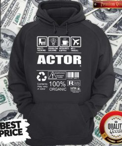 Official Actor Hoodie