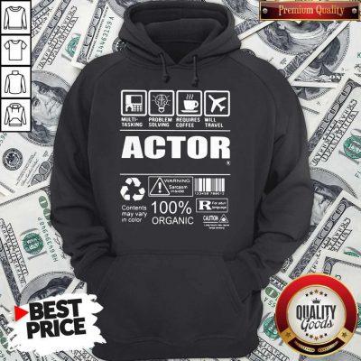 Official Actor Hoodie