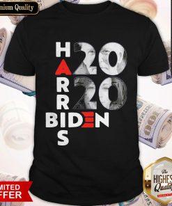 Awesome Biden Harris Election 2020 Shirt T-Shirt