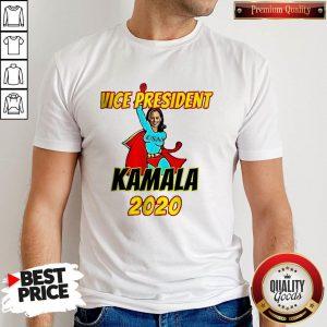Kamala Harris Vice President 2020 For Joe Biden Vote Blue Shirt
