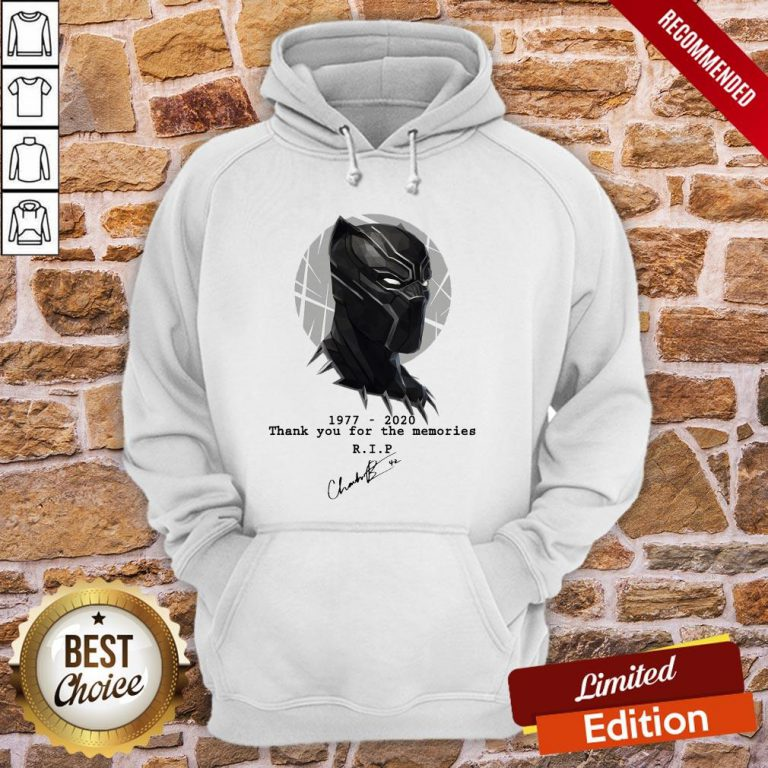 King T'Challa To Life In Black Panther Chadwick Boseman Hoodie