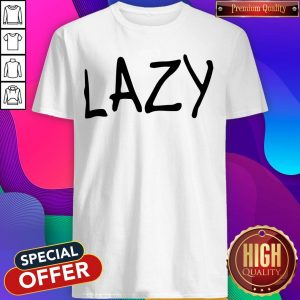 Official Lazy Women's Loose Fit Shirt