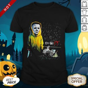Premium Michael Myers Oh It Shirt