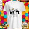 teacher-ive-got-the-write-stuff-bee shirt