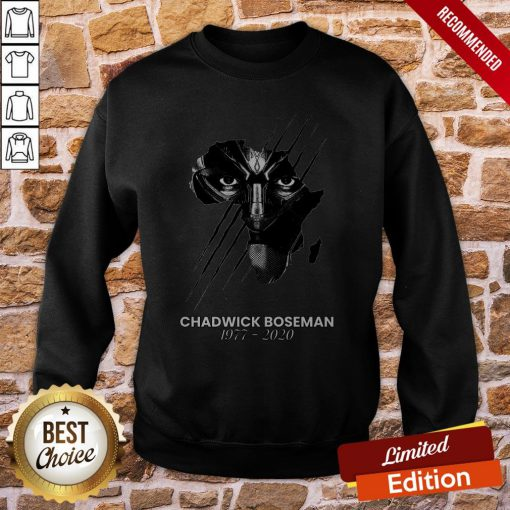 The Superhero Black Panther In The Marvel Cinematic Universe Rip Sweatshirt