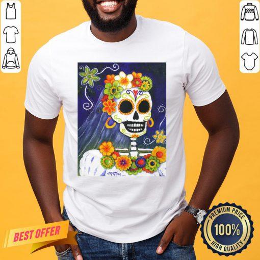 Day Of The Dead Dia De Los Muertos Mexican Holiday Shirt