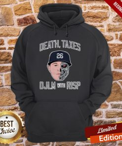 Death Taxes DJLM With RISP 26 Hoodie