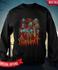 Halloween Slipknot Band Horror Prepare For Hell Tour Sweatshirt