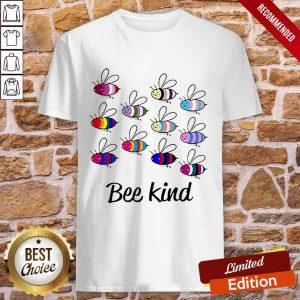 LGBT Bee Kind Shirt