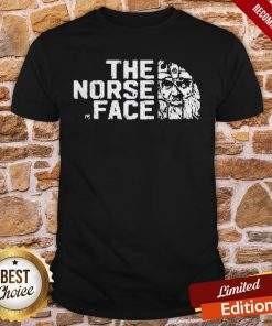 Official The Norse Face Shirt