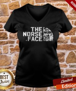 Official The Norse Face V-neck