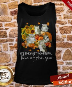 Owl It's The Most Wonderful Time Of The Year Tank-Top