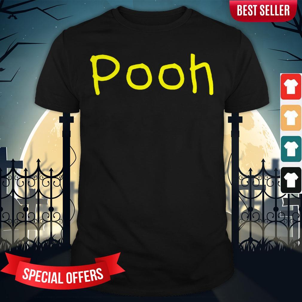 First Name Pooh-Nickname Christmas Halloween Costume Gift T-Shirt