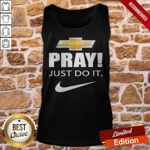 Pray Just Do It Tank-Top