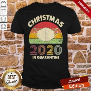 Premium Christmas Quarantine 2020 Shirt