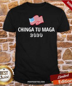 Chinga Tu Madre Trump Y El Pena Nieto Tambien Shirt- Design By Proposetees.com