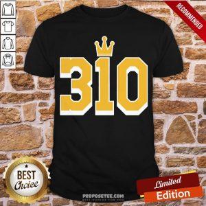 Official 310 Tee Shirt- Design By Proposetees.com