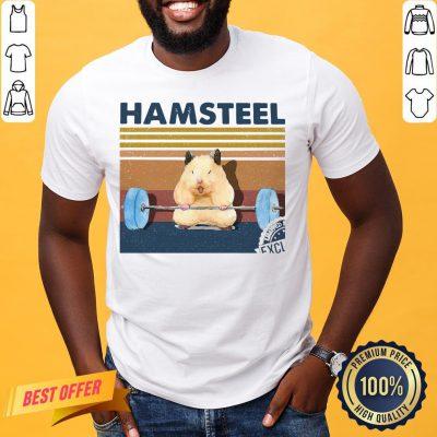 Official Vintage Hamsteel Shirt