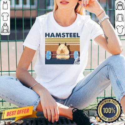 Official Vintage Hamsteel V-neck