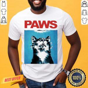 Premium Tony Gonsolin Cat Paws Shirt - Design By Proposetees.com
