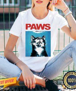 Premium Tony Gonsolin Cat Paws V-neck- Design By Proposetees.com