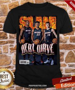 Slam Heat Wave Basketball Shirt- Design By Proposetees.com