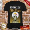 Awesome Jeff Dunham Achmed The Dead Terrorist You Laugh I Laugh You Cry I Cry You Offend My Pittsburgh Steelers I Kill You Shirt-Design By Proposetees.com