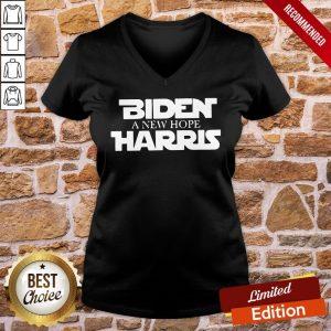 Awesome Biden A New Hope Harris 2020 V-neck- Design By Proposetees.com